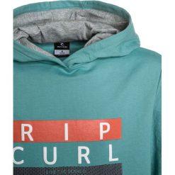 Rip Curl CAVERN HOODED  Bluza z kapturem nile blue. Niebieskie bejsbolówki męskie Rip Curl, z bawełny, z kapturem. Za 169,00 zł.