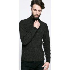 Trussardi Jeans - Sweter. Czarne swetry klasyczne męskie marki Trussardi Jeans, m, z dzianiny. W wyprzedaży za 359,90 zł.