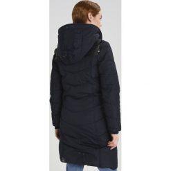 Khujo LUBECK LONG Płaszcz zimowy navy. Czerwone płaszcze damskie zimowe marki Cropp, l. W wyprzedaży za 510,95 zł.