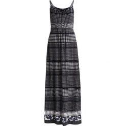 Długie sukienki: comma Długa sukienka ink