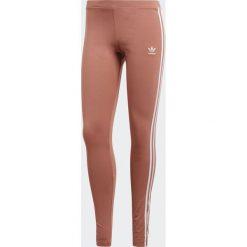 Adidas Legginsy damskie Originals 3 Stripes różowe r. 36 (CE2444). Czarne legginsy sportowe damskie marki Adidas, l, z bawełny. Za 125,17 zł.