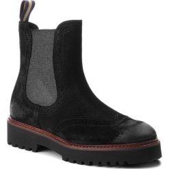 Buty zimowe damskie: Sztyblety MARC O'POLO - 808 14785001 300 Black 990