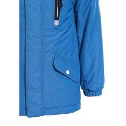 Name it MYKONOS  Kurtka przejściowa mykonos blue. Szare kurtki chłopięce przejściowe marki Name it, z materiału. W wyprzedaży za 219,45 zł.
