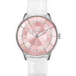 Zegarki damskie: Zegarek kwarcowy w kolorze jasnoróżowo-srebrno-białym