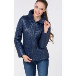 Kurtki sportowe damskie: Sportowa, pikowana kurtka