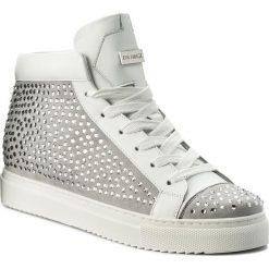 Sneakersy EVA MINGE - Montilla 18BD1372376ES 102. Białe sneakersy damskie Eva Minge, ze skóry. W wyprzedaży za 319,00 zł.