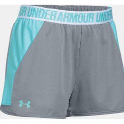 Odzież sportowa męska: Under Armour Spodenki damskie Pla Up Short 2.0 szare r. XS (1292231-003)