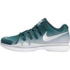 Nike Performance ZOOM VAPOR 9.5 TOUR Obuwie do tenisa Outdoor dark atomic teal/metallic silver/white summit. Zielone buty do tenisa męskie Nike Performance, z materiału. W wyprzedaży za 439,20 zł.