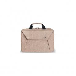 "Torba na laptopa Dicota Slim Case Edge 12-13.3"" sandstone. Brązowe torby na laptopa marki Dicota, w paski. Za 153,99 zł."