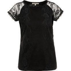 T-shirty damskie: Patrizia Pepe MAGLIA Tshirt z nadrukiem nero
