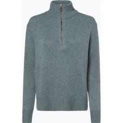 Marie Lund - Sweter damski, niebieski. Niebieskie swetry klasyczne damskie Marie Lund, xl, z wełny. Za 229,95 zł.