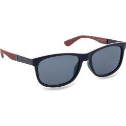 Okulary przeciwsłoneczne męskie: Okulary przeciwsłoneczne TOMMY HILFIGER - 1520/S Blue PJP