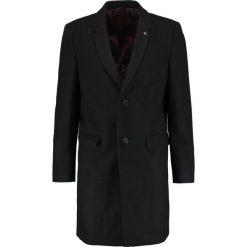 Burton Menswear London CHESTERFIELD Płaszcz wełniany /Płaszcz klasyczny black. Czarne płaszcze na zamek męskie Burton Menswear London, m, z materiału, klasyczne. W wyprzedaży za 423,20 zł.