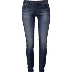 Polo Ralph Lauren CLEO Jeansy Slim Fit dark indigo. Niebieskie jeansy damskie relaxed fit Polo Ralph Lauren. Za 719,00 zł.