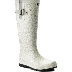 Kalosze HELLY HANSEN - Veierland 2 Graphic 112-85.930 Light Gray/Blanc De Blanc/Ebony. Niebieskie buty zimowe damskie marki Helly Hansen. W wyprzedaży za 239,00 zł.