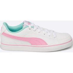 Buty sportowe dziewczęce: Puma – Buty dziecięce Court Point Vulc v2 Jr