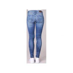 Jeansy skinny G-Star Raw  MIDGE CODY. Czerwone jeansy damskie skinny marki G-Star RAW, l, z bawełny. Za 455,20 zł.
