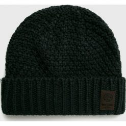 Only & Sons - Czapka. Czarne czapki zimowe męskie Only & Sons, na zimę, z dzianiny. Za 49,90 zł.