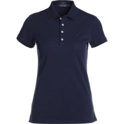 Polo Ralph Lauren Golf REFINED STRETCH Koszulka polo french navy. Niebieskie bluzki sportowe damskie Polo Ralph Lauren Golf, xs, z bawełny. Za 419,00 zł.