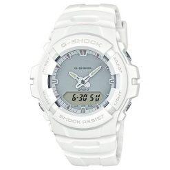Zegarek Casio Męski G-100CU-7AER G-Shock WR 200 White. Białe zegarki męskie CASIO. Za 359,99 zł.