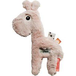 Przytulanka z wypełnieniem z groszku Done by deer żyrafa mała. Szare przytulanki i maskotki marki Done by Deer. Za 65,00 zł.