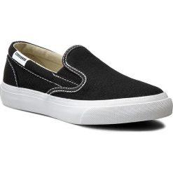 Tenisówki CONVERSE - Ctas Core Slip 651774C Black/Natura. Czarne trampki chłopięce Converse, z gumy. W wyprzedaży za 149,00 zł.