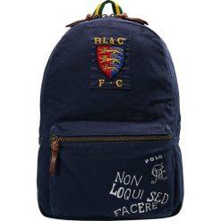 Polo Ralph Lauren BACKPACK Plecak navy. Niebieskie plecaki męskie Polo Ralph Lauren. Za 629,00 zł.