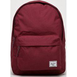 Herschel - Plecak. Czerwone plecaki męskie Herschel, z poliesteru. Za 219,90 zł.