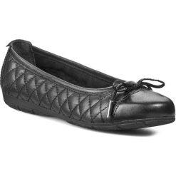 Baleriny damskie lakierowane: Baleriny MARCO TOZZI – 2-22141-23 Black Antic 002