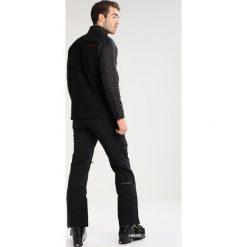 Spyder OUZO FULL SNAP Kurtka Outdoor black/black. Czarne kurtki trekkingowe męskie Spyder, m, z materiału. W wyprzedaży za 671,20 zł.