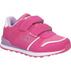 Różowe buty sportowe na rzepy American 13. Czerwone buciki niemowlęce American, na rzepy. Za 69,99 zł.