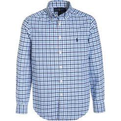Polo Ralph Lauren Koszula blue/multicolor. Szare bluzki dziewczęce bawełniane marki Polo Ralph Lauren, l, button down, z długim rękawem. W wyprzedaży za 207,35 zł.