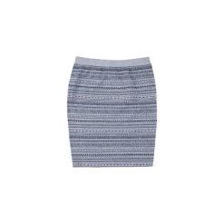 Spódnica dziewczęca klasyczna. Niebieskie spódniczki dziewczęce z falbankami TXM. Za 7,99 zł.