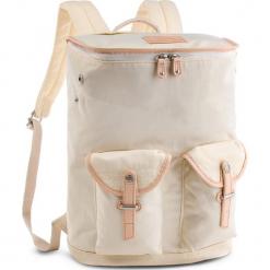 Plecak DOUGHNUT - D218-0002-F Cappella Cream. Brązowe plecaki damskie Doughnut, z materiału. Za 359,00 zł.