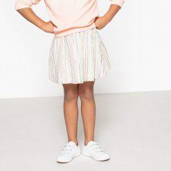 Odzież dziecięca: Spódniczka w błyszczące paski 3-12 lat