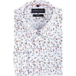Koszula SIMONE KDWS000186. Szare koszule męskie na spinki Giacomo Conti, m, z bawełny, z klasycznym kołnierzykiem, z długim rękawem. Za 199,00 zł.