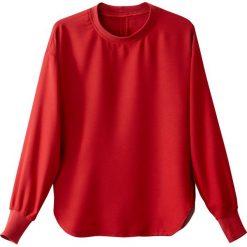 Bluzki asymetryczne: Bluzka z rękawem typu nietoperz