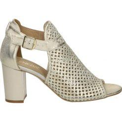 Sandały damskie: Sandały - 751-144 ORO