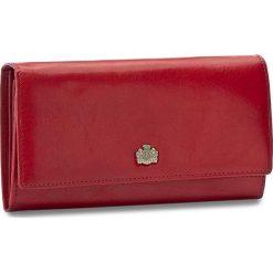 Duży Portfel Damski WITTCHEN - 10-1-052-3 Czerwony. Czerwone portfele damskie Wittchen, ze skóry. Za 439,00 zł.