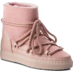 Buty INUIKII - Sneaker Classic 70202-5 Rose. Czerwone buty zimowe damskie Inuikii, ze skóry, na niskim obcasie. Za 1049,00 zł.