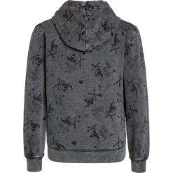 OVS FULL ZIP HOOD Bluza rozpinana quiet shade. Czarne bluzy chłopięce rozpinane marki OVS, z materiału. Za 129,00 zł.