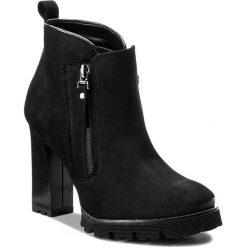 Botki LASOCKI - 165594-2 Czarny. Czarne buty zimowe damskie marki Lasocki, ze skóry. Za 299,99 zł.