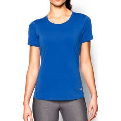Under Armour Koszulka damska CoolSwitch Short Sleeve Under Armour Ultra Blue r. XS (1277055907). Niebieskie bralety Under Armour, xs. Za 104,00 zł.
