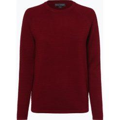 Franco Callegari - Sweter damski, czerwony. Zielone swetry klasyczne damskie marki Franco Callegari, z napisami. Za 179,95 zł.