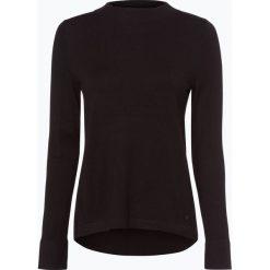Swetry klasyczne damskie: Marc O'Polo – Sweter damski z dodatkiem kaszmiru, czarny