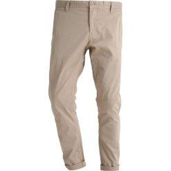 Chinosy męskie: Minimum NORTON Spodnie materiałowe khaki