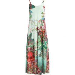 Długie sukienki: Smash LINARIA Długa sukienka green