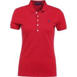 Bluzki damskie: Polo Ralph Lauren JULIE POLO Koszulka polo red/navy