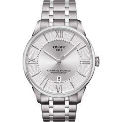 RABAT ZEGAREK TISSOT T-Classic T099.407.11.038.00. Szare zegarki męskie marki TISSOT, ze stali. W wyprzedaży za 2992,00 zł.