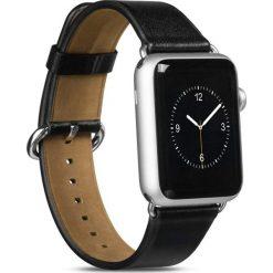"""Bransoletki damskie na nogę: Bransoletka """"Smartwatch"""" w kolorze czarnym - 42 mm"""